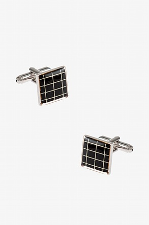 _On the Grid Cufflinks_