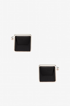Opaque Square Cufflinks