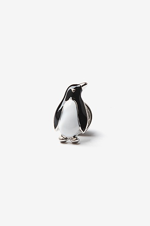 _Penguin Black Lapel Pin_