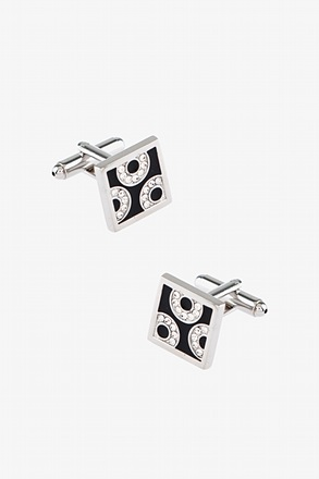 _Square Regal Cufflinks_