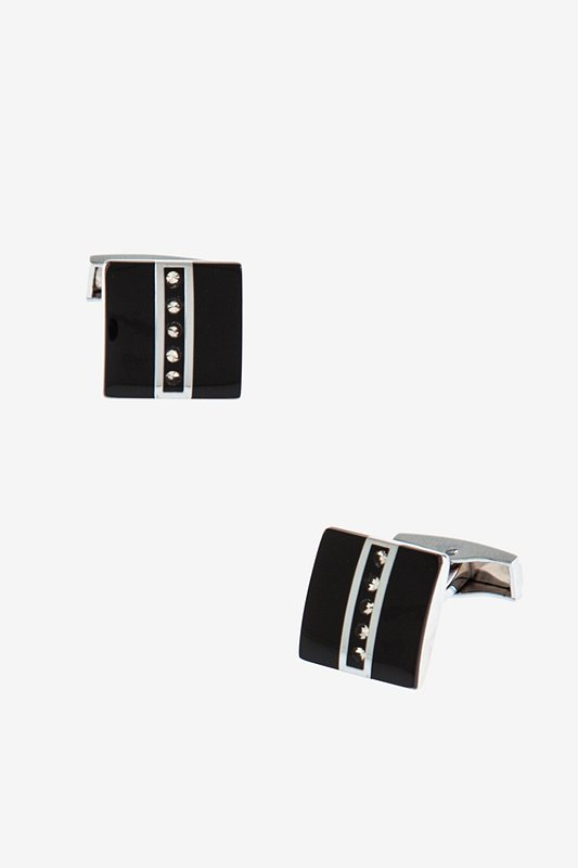 Vertical Jewels Cufflinks