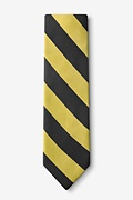 Black & Gold Stripe Tie Photo (1)