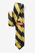 Black & Gold Stripe Tie Photo (2)
