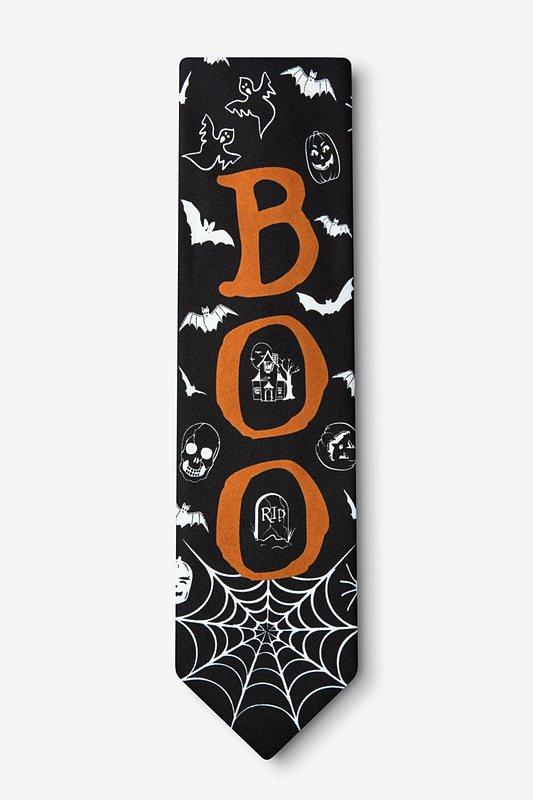 Boo Tie Photo (1)