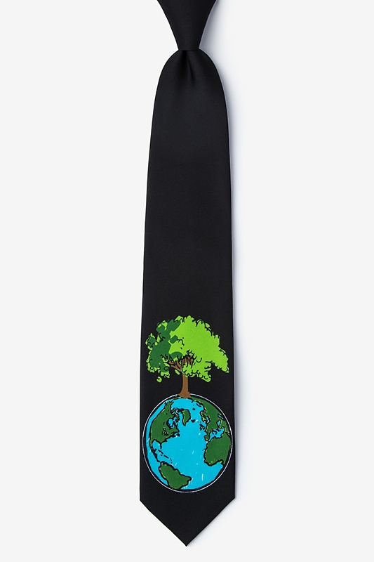 Celebrate Earth Day Tie