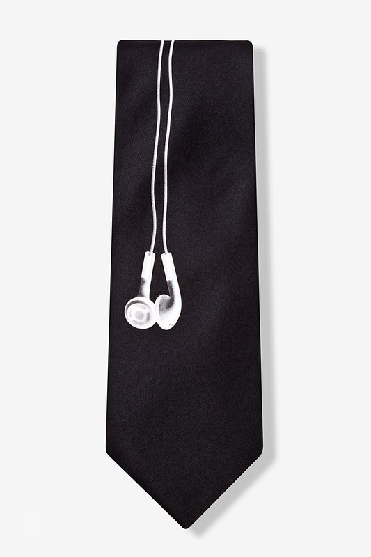 Earbuds Tie Photo (1)