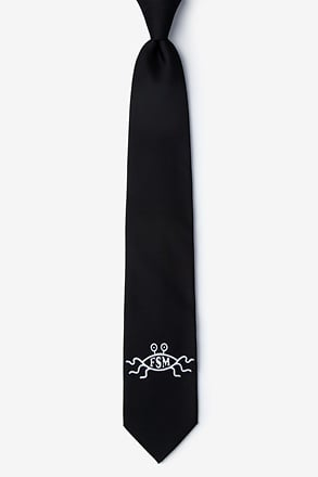 _Flying Spaghetti Monster FSM Tie_