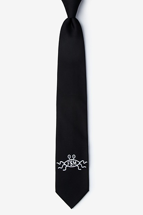 Flying Spaghetti Monster FSM Tie