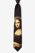 Mona Lisa - Da Vinci Tie Photo (0)