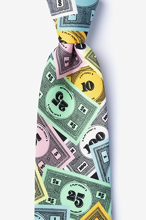 Play Money Tie
