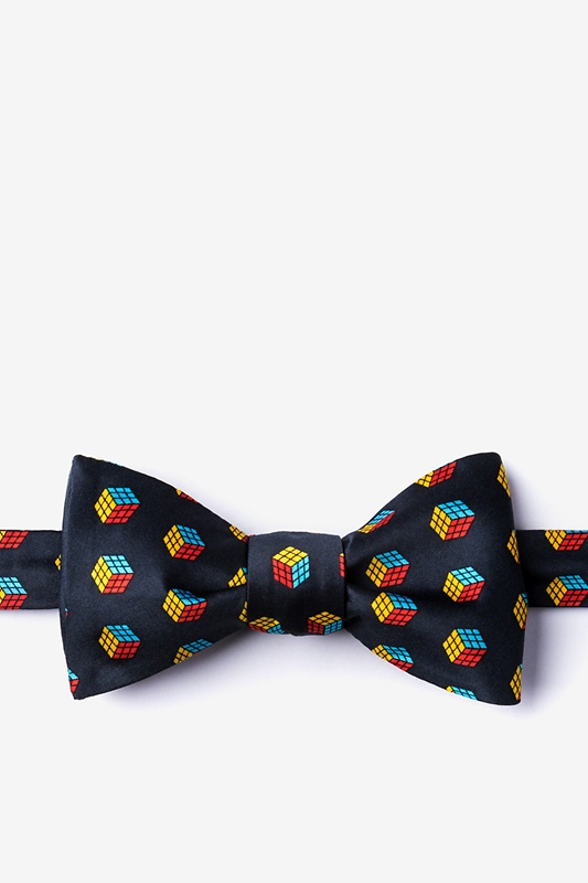 Puzzle Cubes Butterfly Bow Tie