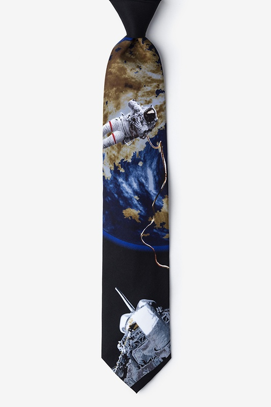 Space Walk Tie