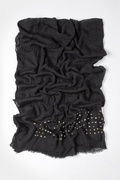 Safi Studded Scarf by Scarves.com