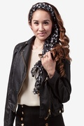 Starstruck Black Scarf by Scarves.com