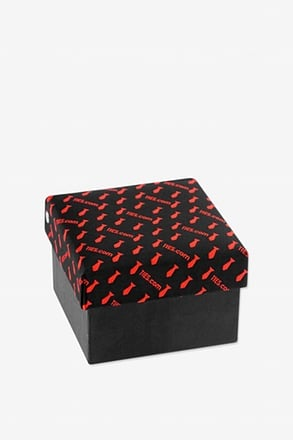 Ties.com Black Gift Box