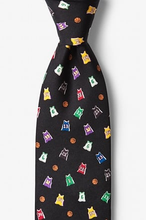 _Basketball Legends Tie_