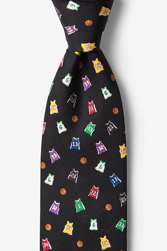 Basketball Legends Tie