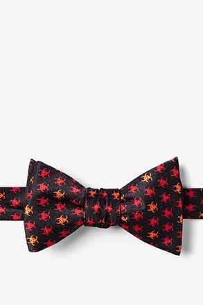 _Biohazard Self-Tie Bow Tie_