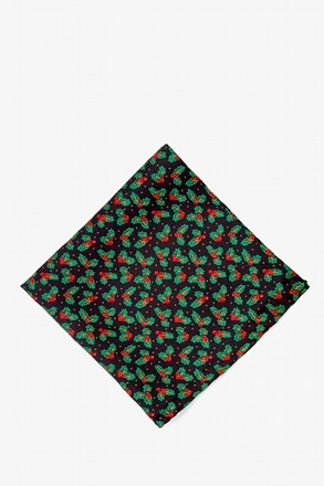 Holly Pocket Square