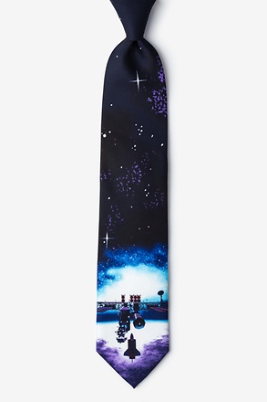 International Space Station Tie
