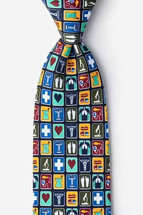 Medical Professional Tie