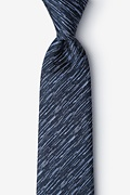 Black Silk Sri Lanka Extra Long Tie