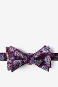 Testosterone Self-Tie Bow Tie