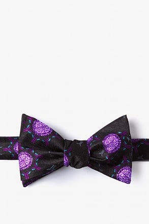 Vaccine Self-Tie Bow Tie