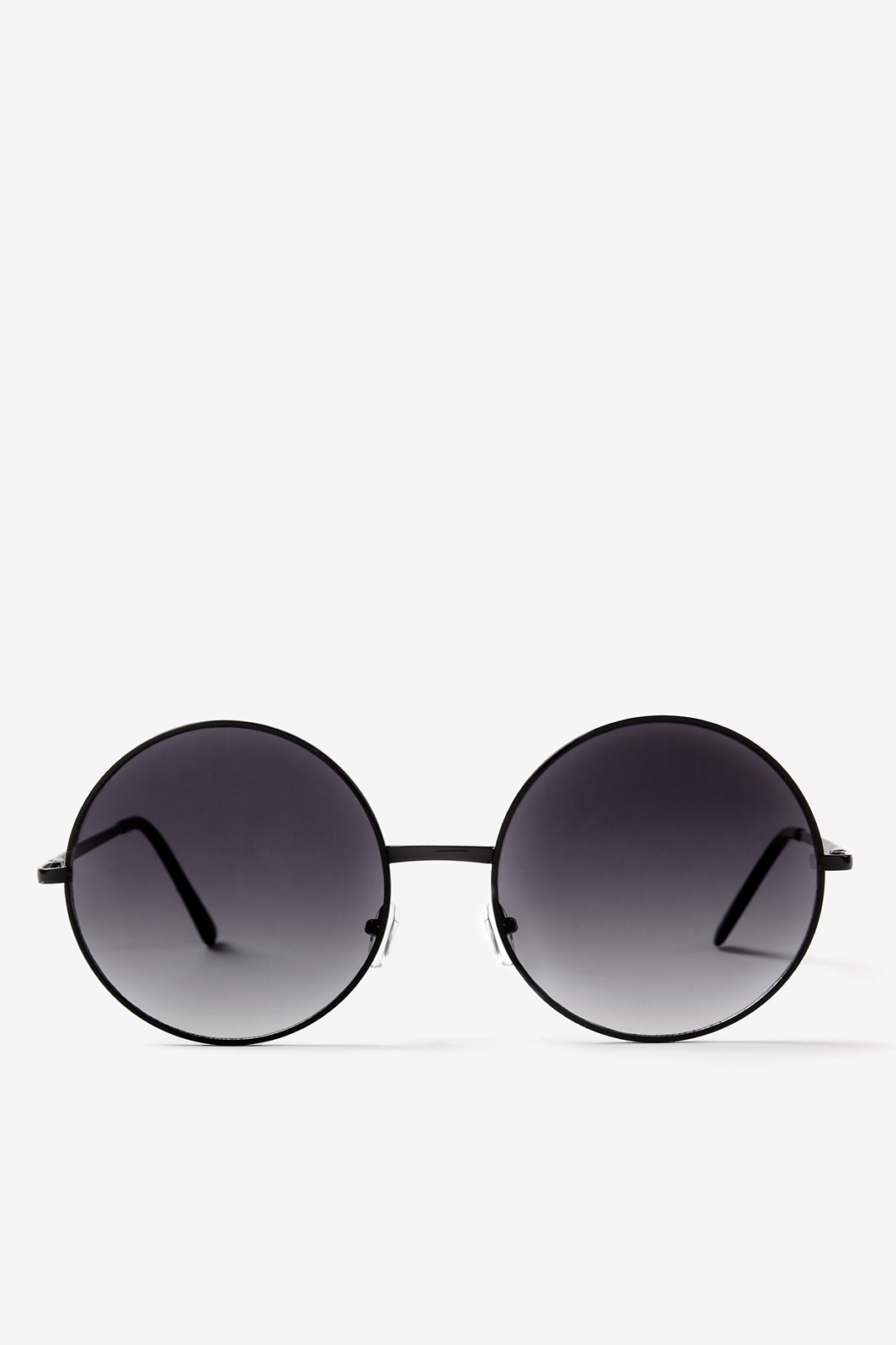 8b06d33a57 Black Smoke Acetate Penny Sunglasses