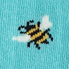 Blue Carded Cotton Bee Yourself