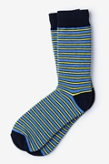 Beverly Hills Stripe Sock Photo (0)