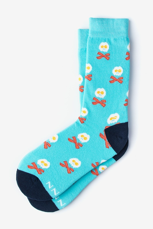 Breakfast, Ahoy! Women's Sock