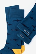 Shark Bait Sock