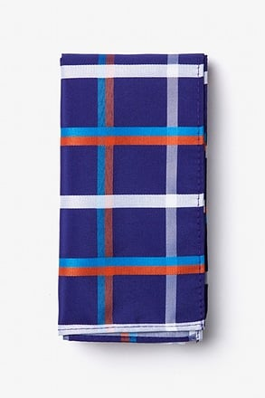 Bellingham Pocket Square
