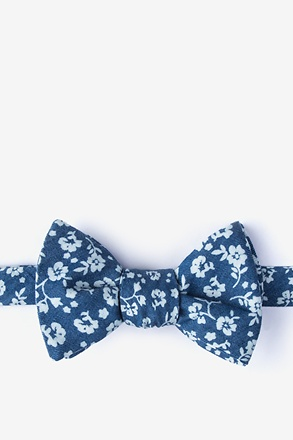 Bluebell Bow Tie