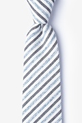 Blue Cotton Englewood Tie