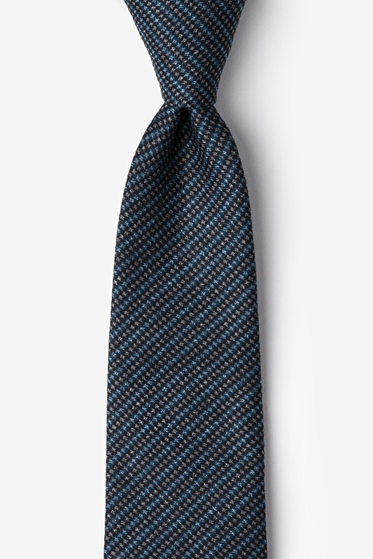 Gilbert Blue Tie Photo (0)