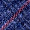 Blue Cotton Harley Tie