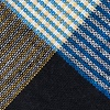 Blue Cotton Jules Tie