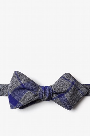 _Kirkland Diamond Tip Bow Tie_