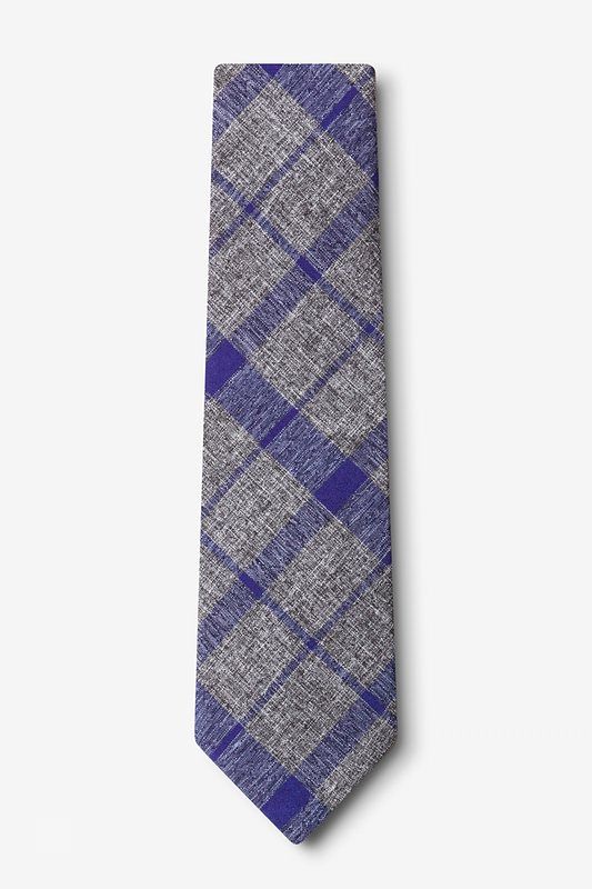 Kirkland Blue Extra Long Tie Photo (1)