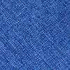 Blue Cotton Tioga Extra Long Tie