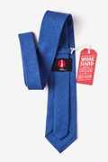 Tioga Blue Extra Long Tie Photo (2)