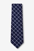 Tucson Blue Extra Long Tie Photo (1)