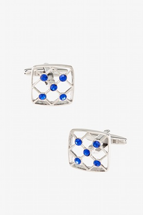 _Gem Intersections Cufflinks_