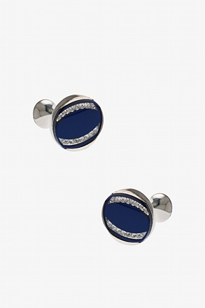 Glitzy Brackets Cufflinks