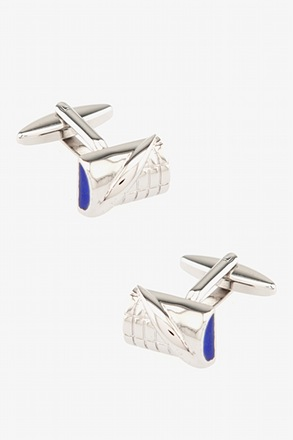 Polished Maize Cufflinks