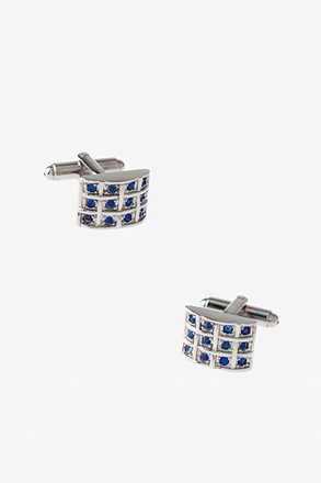 Rectangular Regal Cufflinks