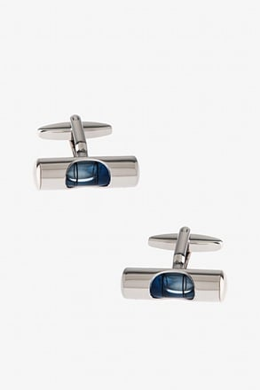 _Simple Level Cufflinks_
