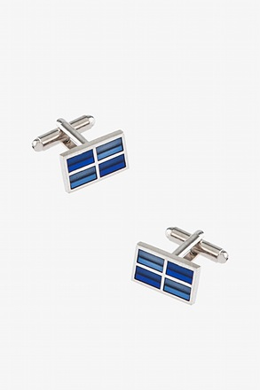 SIMPLE RECTANGLES Cufflinks